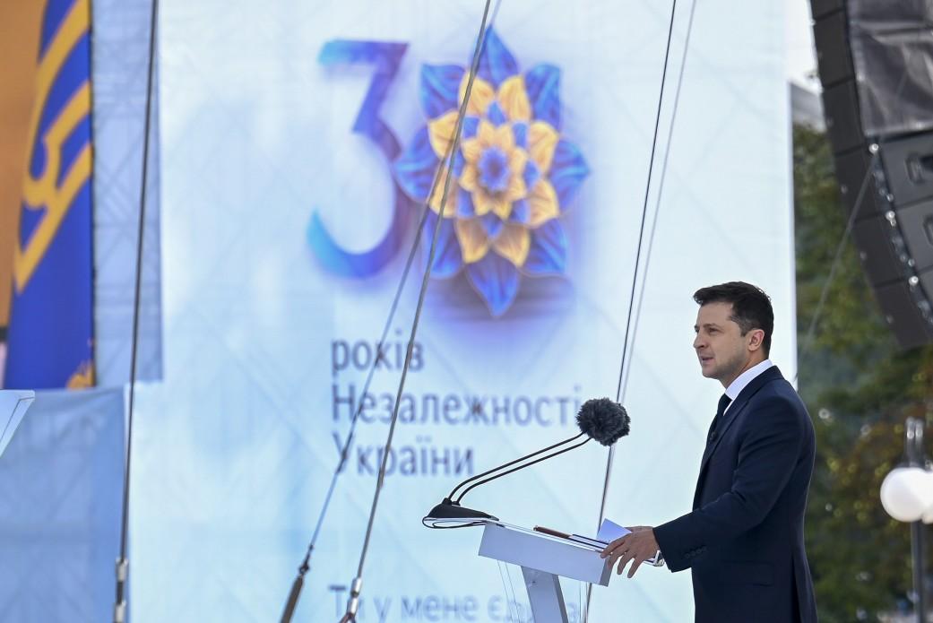 Ми – спадкоємці державності, яка існувала понад тисячу років тому, і ми починаємо відзначати День Української Державності